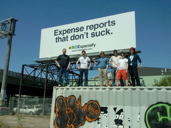 Expense reports that don't suck