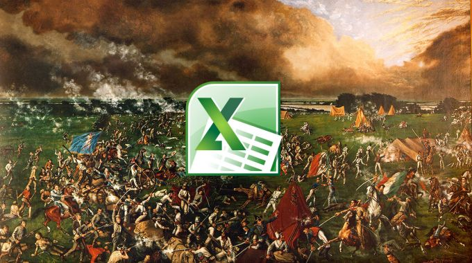 The Battle of Excel