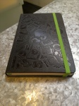 Right as I finish my previous Moleskin, Evernote providesanew!