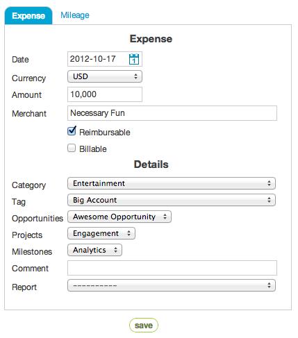 Financialforce Tags