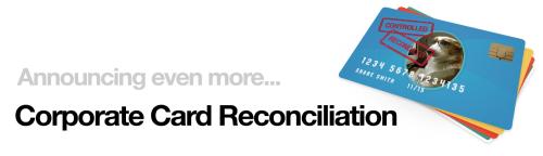 Corgi Expensify Corporate Card Reconciliation
