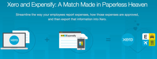 Expensify Xero Integration