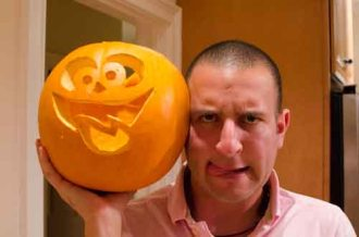 Carlos and the Pumpkin