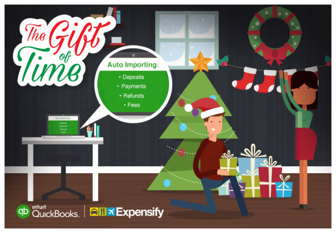 The Gift of Time Intuit guest blog post for Expensify