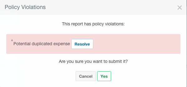 Duplicate Detection Will Make Your Expense Reports Even Better